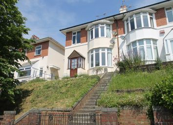 Thumbnail 1 bedroom flat for sale in Old Laira Road, Laira, Plymouth