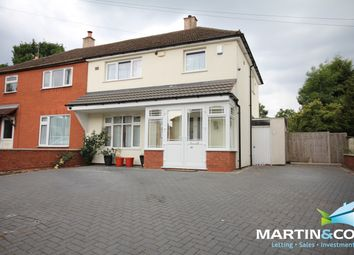 Thumbnail 3 bed semi-detached house to rent in Seven Acres Road, Northfield