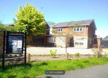 Thumbnail 1 bed flat to rent in Vicarage Close, Kirby Muxloe, Leicester