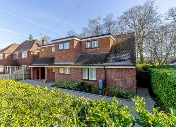 Thumbnail 3 bed detached house for sale in Highfield Road, West Byfleet