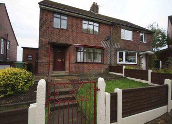 Thumbnail 3 bedroom semi-detached house for sale in Makinson Avenue, Horwich, Bolton