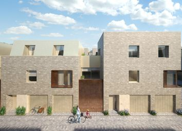 Thumbnail 3 bed terraced house for sale in Athena Sales & Marketing Suite, Eddington Avenue, Cambridge