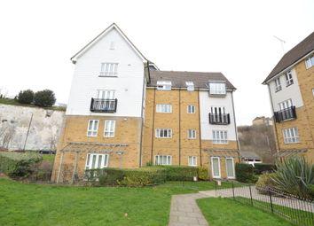 Thumbnail 2 bedroom flat for sale in Waterside, Northfleet, Gravesend