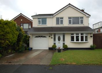 Thumbnail 4 bed detached house for sale in Bowland Close, Ashton-Under-Lyne