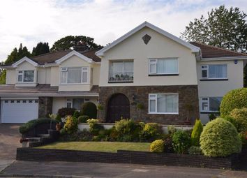 5 bed detached house for sale in The Bryn, Derwen Fawr, Swansea SA2