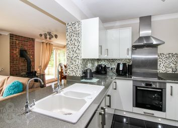 Thumbnail 5 bed detached house for sale in The Street, Tivetshall St. Mary, Norwich