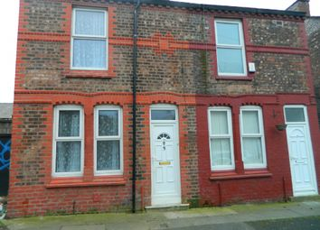 Thumbnail 2 bedroom terraced house to rent in Smollett Street, Bootle, Liverpool