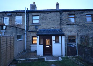 Thumbnail 1 bed terraced house for sale in Commercial Road, Skelmanthorpe, Huddersfield