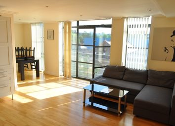 Thumbnail 2 bed flat to rent in Town Meadow, Ferry Quays, Brentford