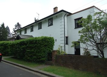 Thumbnail 4 bed detached house to rent in College Avenue, Epsom