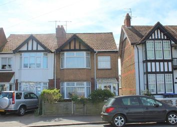 Thumbnail 3 bedroom end terrace house for sale in Pavilion Road, Broadwater, Worthing