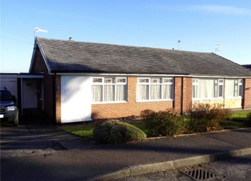 Thumbnail 2 bed semi-detached bungalow to rent in St Lawrence Close, Heanor, Derbyshire