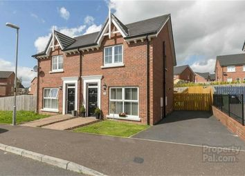 Thumbnail 3 bed semi-detached house for sale in Lady Wallace Link, Lisburn