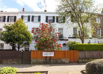 Thumbnail 4 bedroom terraced house to rent in St John's Wood Terrace, St John's Wood, London