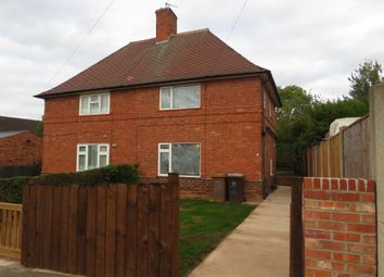 Thumbnail 3 bed semi-detached house for sale in Totnes Road, Nottingham