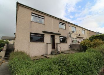 Thumbnail 2 bed flat for sale in Glenlamont, Cumnock