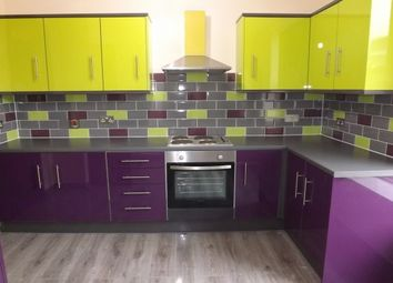 Thumbnail 1 bed property to rent in Queen Victoria Street, Blackburn