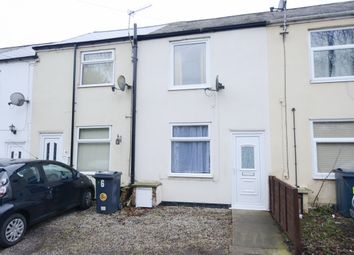 Thumbnail 2 bedroom terraced house for sale in Blacks Lane, North Wingfield, Chesterfield