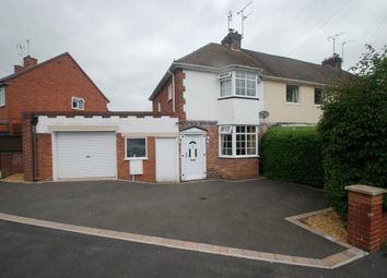Thumbnail 3 bed property to rent in Grange Road, Uttoxeter