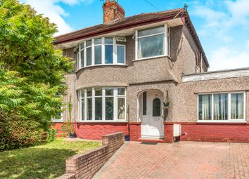Thumbnail 3 bed semi-detached house for sale in North Sudley Road, Aigburth, Liverpool