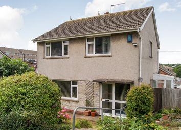 Thumbnail 3 bedroom detached house for sale in Cornwall Rise, Barry