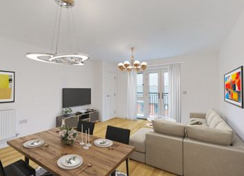 1 bed flat for sale in Portman Road, Reading RG30