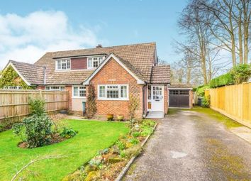 Thumbnail 4 bed bungalow for sale in Sandhill Lane, Crawley Down, West Sussex, Crawley Down