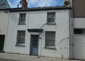 Thumbnail 2 bedroom terraced house for sale in Cambrian Street, Aberystwyth, Ceredigion