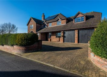 Willow Farm Close, Alconbury Weston, Huntingdon, Cambridgeshire PE28. 4 bed detached house for sale