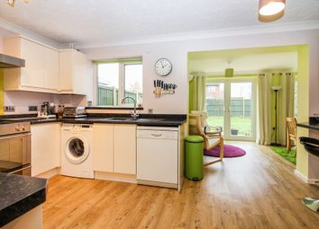Thumbnail 4 bed semi-detached house for sale in Oakfields, Loddon, Norwich