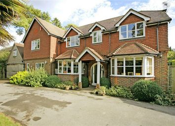 Thumbnail 5 bed detached house to rent in Littleton, Winchester, Hampshire