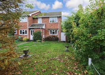 Thumbnail 3 bed end terrace house for sale in The Harrage, Romsey, Hampshire