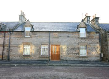Thumbnail 3 bedroom semi-detached house for sale in 6 West Street, Buckie
