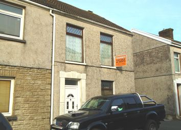 Thumbnail 3 bed end terrace house for sale in Old Castle Road, Llanelli, Carmarthenshire