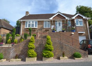 Thumbnail 2 bed detached bungalow for sale in Sussex Gardens, East Dean, Eastbourne