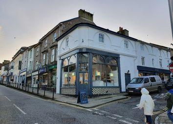 Thumbnail 1 bed flat to rent in Market Jew Street, Penzance, Cornwall