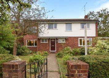 Thumbnail 4 bedroom detached house for sale in Woodley, Berkshire
