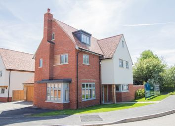 Thumbnail 4 bedroom detached house for sale in Hempstead Road, Radwinter, Saffron Walden