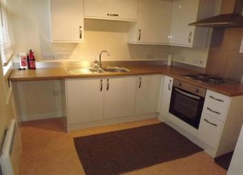 Thumbnail 2 bed flat to rent in 12A Carter Street, Uttoxeter
