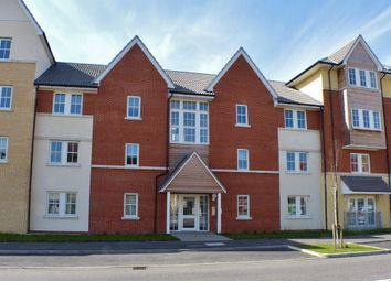Thumbnail 2 bed flat for sale in Churchill Avenue, Basildon