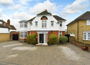 Thumbnail 4 bedroom detached house for sale in Wades Hill, London