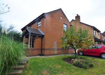 Thumbnail 4 bedroom detached house for sale in Thistle Way, Rugby, Warwickshire