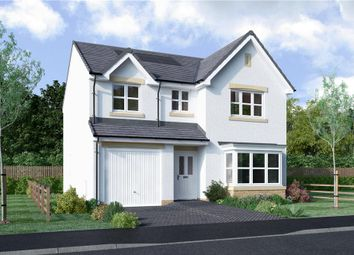 "Thumbnail 4 bed detached house for sale in ""Murray"" at Leander Crescent, Bellshill"