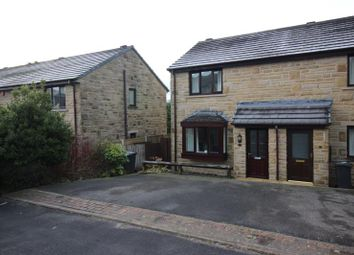 Thumbnail 3 bed terraced house to rent in Stoneleigh Court, Shelley