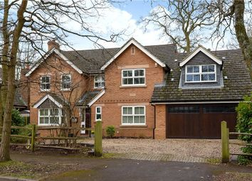 Thumbnail 5 bed detached house for sale in Wiltshire Avenue, Crowthorne, Berkshire