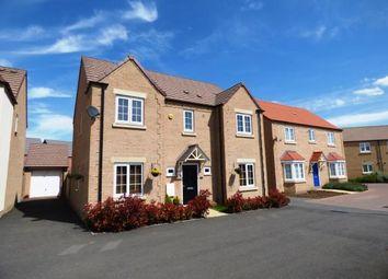 Thumbnail 4 bed detached house for sale in Magnus Close, Cardea, Peterborough, Cambridgeshire