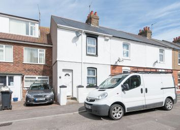Thumbnail 2 bed terraced house for sale in Glebe Road, Margate