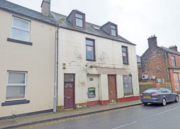 Thumbnail 2 bed maisonette for sale in Main Street, Dalmellington, Ayr