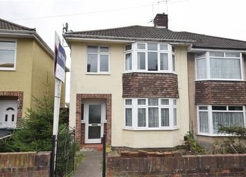 Thumbnail 3 bed semi-detached house for sale in The Ride, Bristol