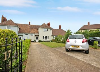 Thumbnail 3 bed terraced house for sale in Castle Crescent, Wingfield, Diss